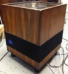 enceintes acoustiques alpheratz ln100 3 voies vintage. Black Bedroom Furniture Sets. Home Design Ideas