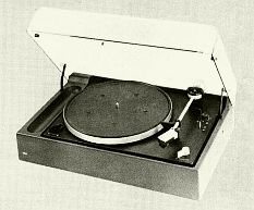 platine vinyle Braun ps-350 Vintage au catalogue