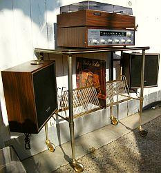 hifi vintage audiophile collectionne la haute fid lit d. Black Bedroom Furniture Sets. Home Design Ideas