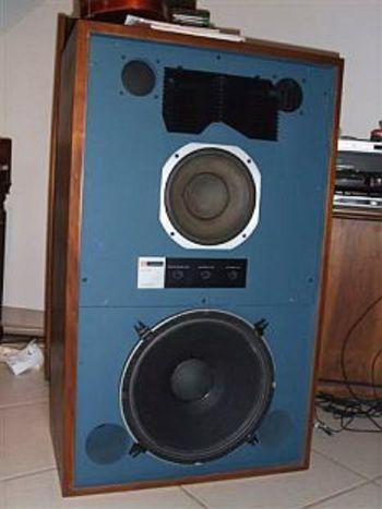 enceintes acoustiques 4 voies studio monitor jbl 4343 vintage. Black Bedroom Furniture Sets. Home Design Ideas