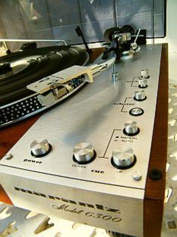 platine tourne disques vinyle marantz 6300 vintage entra nement direct. Black Bedroom Furniture Sets. Home Design Ideas