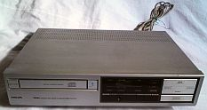platine PHILIPS CD204 vintage