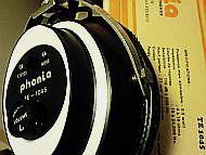 casque audio st r o vintage phonia te 1045. Black Bedroom Furniture Sets. Home Design Ideas
