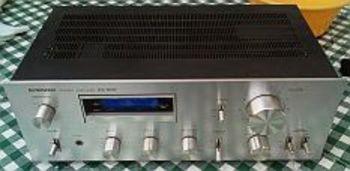 amplificateur hifi st r o vintage int gr pioneer sa 508. Black Bedroom Furniture Sets. Home Design Ideas