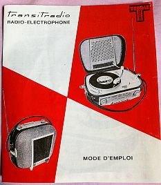 brochure couleurs Teppaz Transitradio
