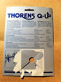 emballage de Thorens Q-Up recto