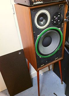Wharfedale Dovedale 3 nue