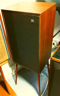 Wharfedale Dovedale III Vintage